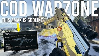 Call of Duty Warzone - AMAX is my new favourite Assault Rifle!