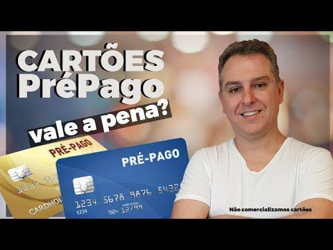 Cartões Pré Pagos Vale a Pena? - Cartões de Crédito Alta Renda - Leandro Vieira