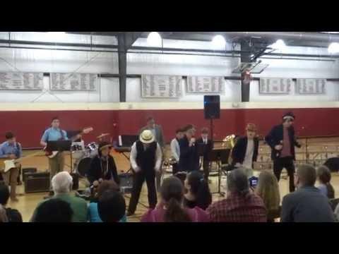 Duke School - Uptown Funk!!
