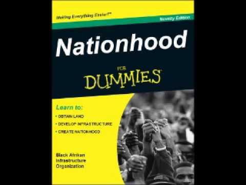 Nationhood for Dummies