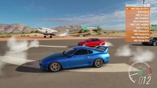 vuclip Forza Horizon 3 : 700hp Drag & Rolls Meet Supra, Camaros, Bmw's, And More
