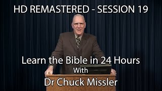 Learn the Bible in 24 Hours - Hour 19 - Small Groups