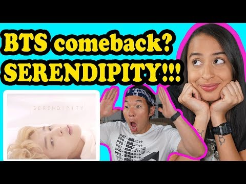 REACTING TO BTS - LOVE YOURSELF Her 'Serendipity' Comeback Trailer