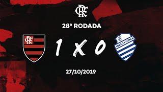 Flamengo x CSA Ao Vivo - Maracanã