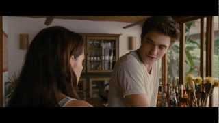 Twilight Breaking Dawn Part 1: Edward and Bella Post Sex Scene - Bonus Clip [HD]