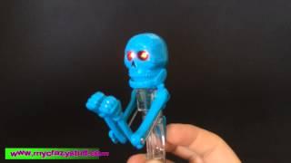 Stylo squelette boxeur - Mycrazystuff.com
