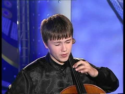 Anastasia Karizna Humoresque for cello and piano