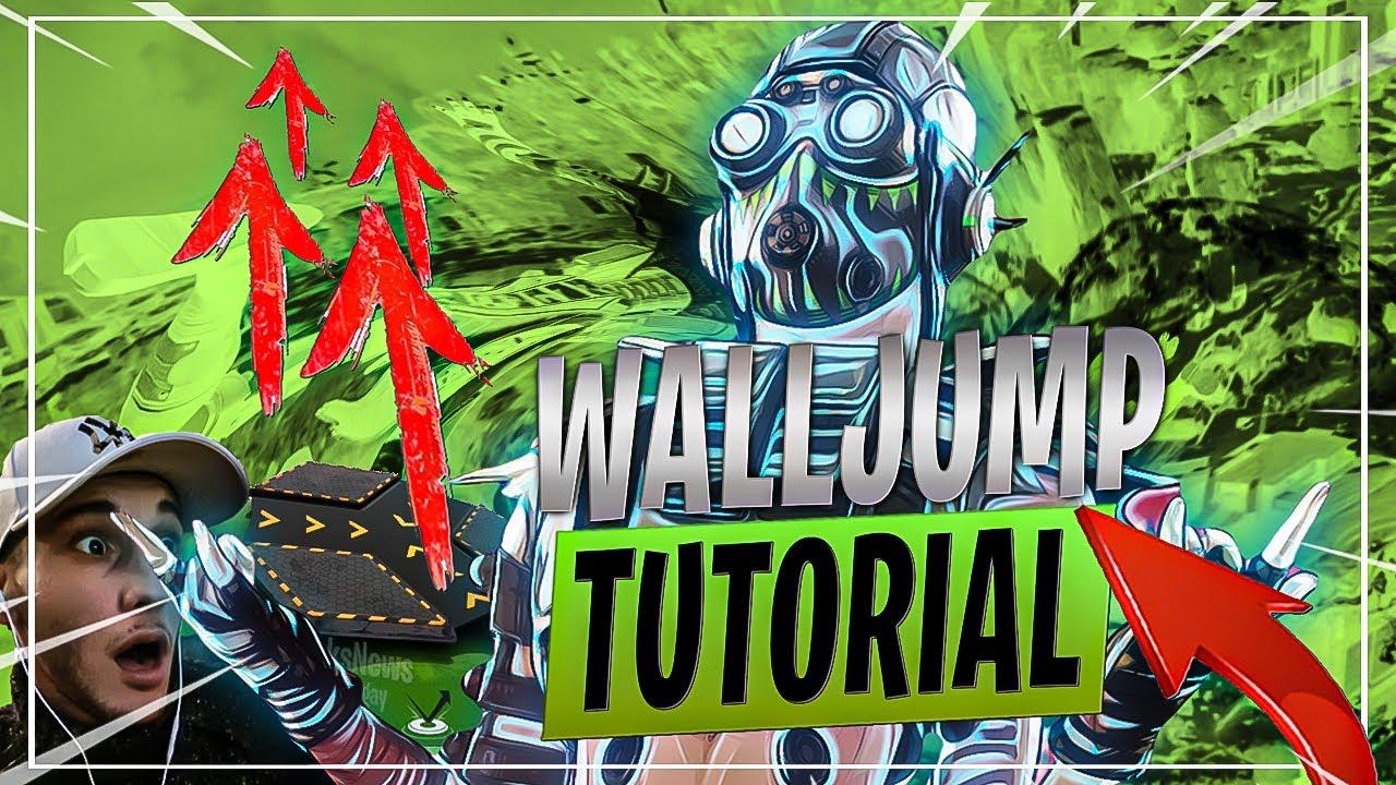 In 5 Minuten WALLJUMPEN lernen - Deutsch Apex Legends ...