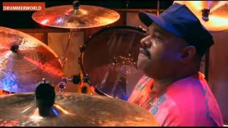 Dennis Chambers - Fatback Groove Lesson