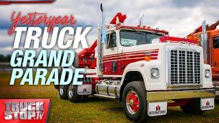 2015 Yesteryear Truck Grand Parade - TRUCKSTOP TV