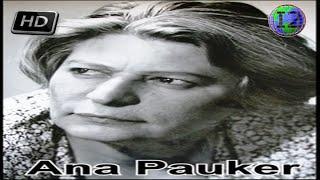 VIDEO Arhivă: 1946 Discurs Ana Pauker în campanie electorală HD