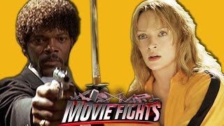 Best Quentin Tarantino Movie - MOVIE FIGHTS!