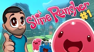 MY FIRST TWO CORRALS!!! FRESH START - Slime Rancher PC Gameplay Walkthrough Guide