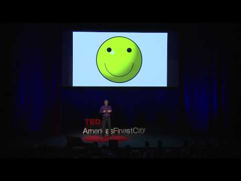 Courage is not what you think | Eric Kaufmann | TEDxAmericasFinestCity