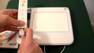 uDraw Game Tablet Review for Wii