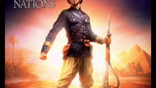 Pride of Nations Soundtrack - Manchurian Waltz