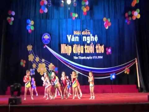 Đêm công diễn văn nghệ của trường mẫu giáo Hoa Mai - Tp Tam KỳcvabctB