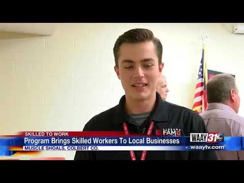 Northwest Shoals Community College starts new skilled trade program