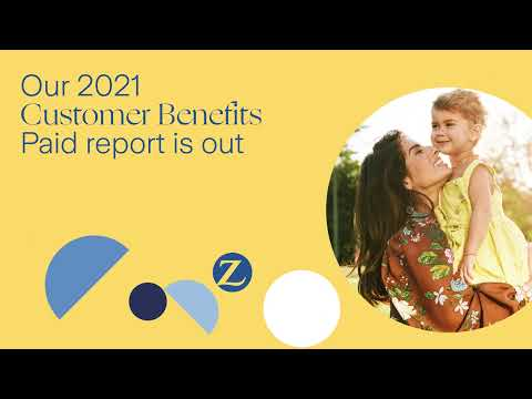 Zurich Middle East – Customer Benefits Paid Report 2021