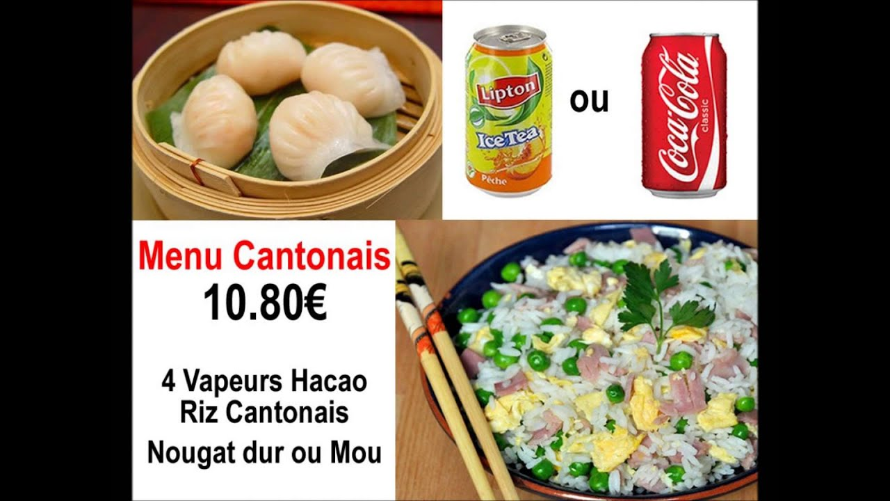 restaurant fast food chinois sur place et emporter nice 06000 youtube. Black Bedroom Furniture Sets. Home Design Ideas