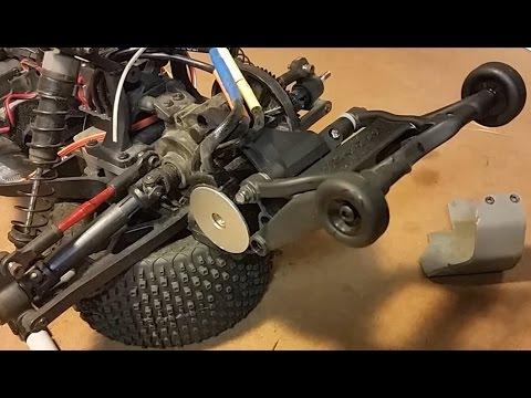 How To: 2WD ECX Wheelie Bar installation