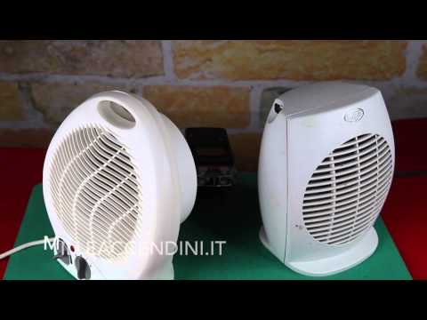Relaxing Electric Heater ASMR Fan Sound