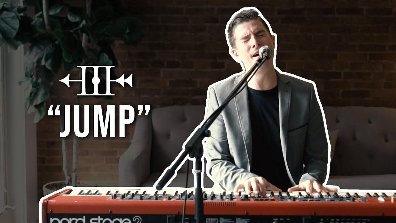 "Piano + Vocals - ""Jump"" 