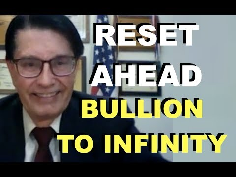 Bullion to Infinity! | Derrick Michael Reid