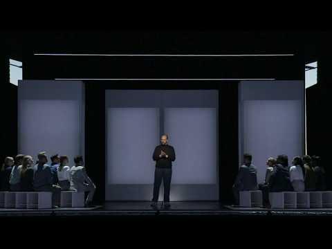 Esta es la increíble ópera sobre la vida de Steve Jobs que ganó un 'Grammy' y que podrás ver en el 2020