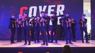 180623 Decentri cover SEVENTEEN - THANKS @ Cover Battle
