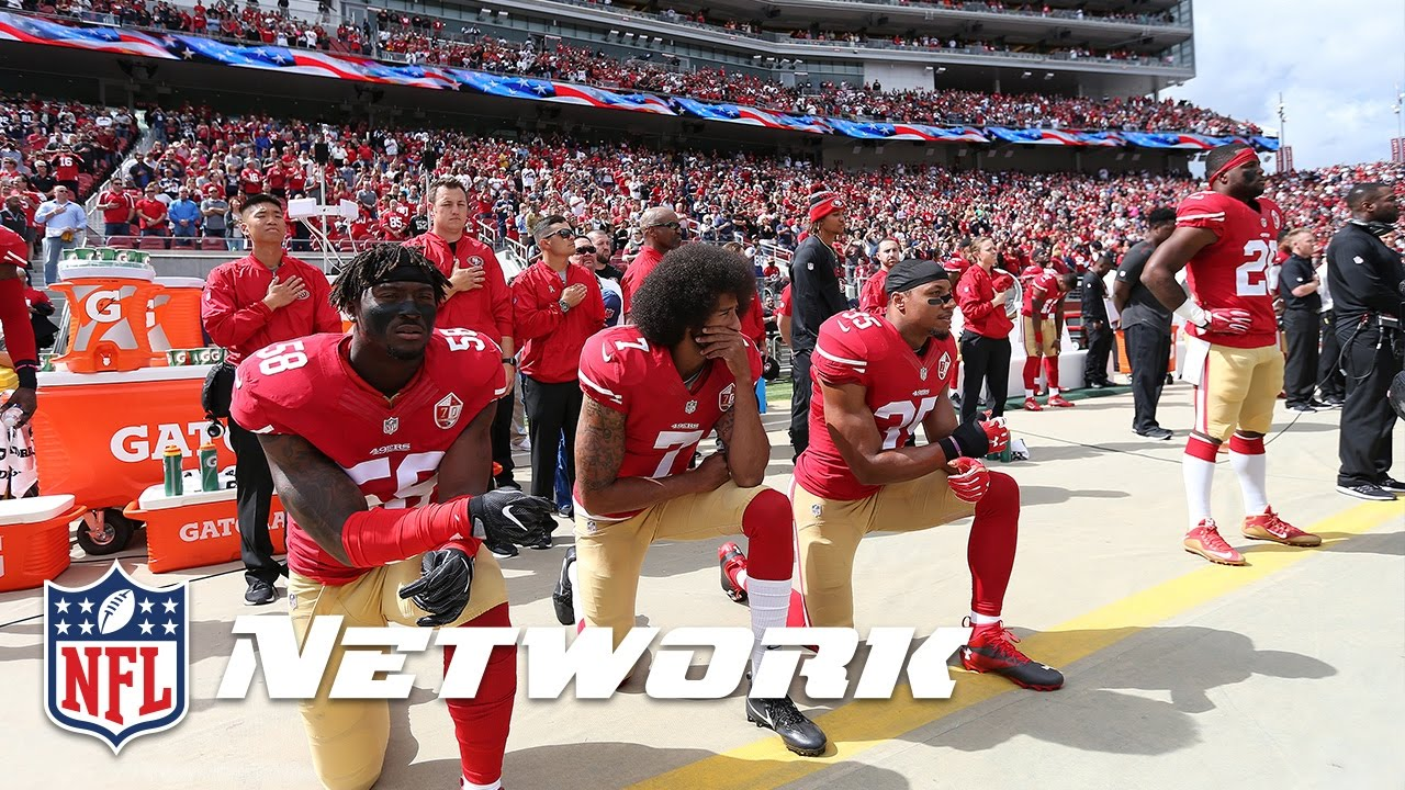 The Impact of Colin Kaepernick's National Anthem Kneel | NFL Network