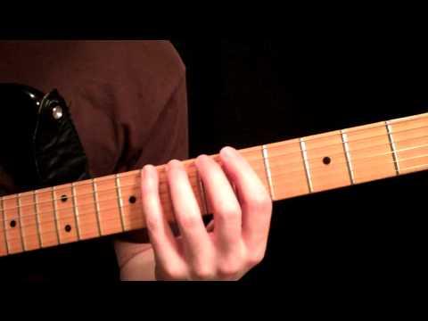 Guitar Rolling Technique - Intermediate Guitar Lesson