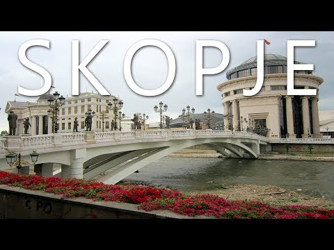 Skopje City Tour – Things to do in Skopje