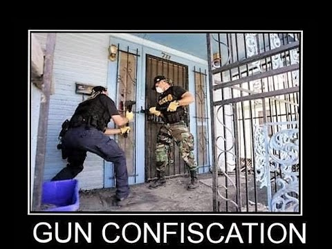 NRA Illegal Firearms Confiscations in New Orleans after Hurricane Katrina