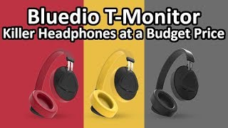 35ac0275e8d Bluedio T-Monitor TM Bluetooth Headphones - Outstanding Sound for a Budget  Headphone ...