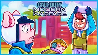 Modern Warfare moments that really just make me wanna smash people with a cement brick...