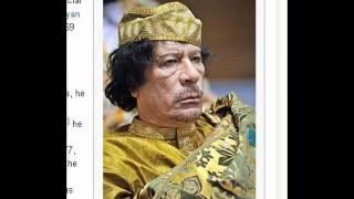 Wikipedia calls Gaddafi Wanker & Taliban @ssjd02