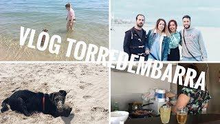 VLOG TORREDEMBARRA! Viaje con perros a un camping de Torredembarra