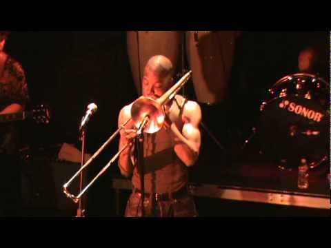 Trombone Shorty and Orleans Ave - 'Backatown'