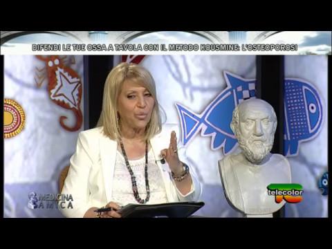 Medicina Amica: osteoporosi e metodo Kousmine con Dottor De Gasperis - 09.05.2017