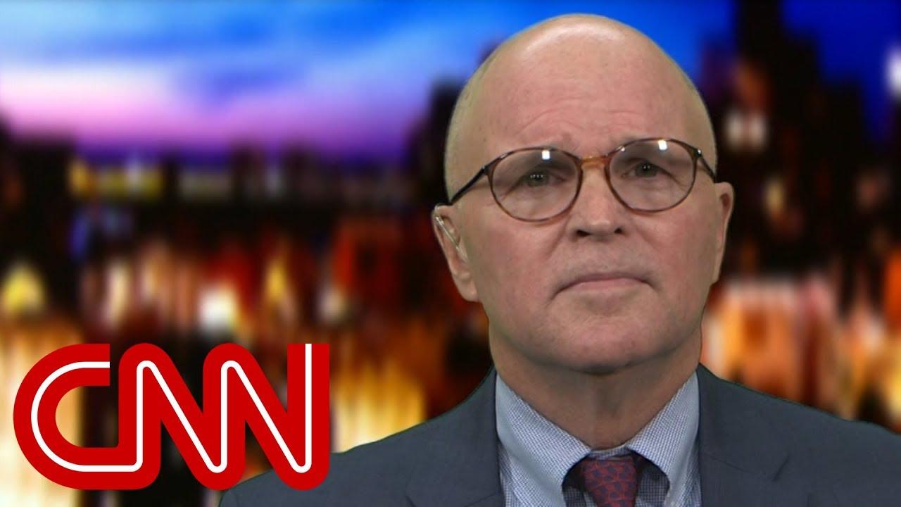 Ex-Trump executive: He's racist