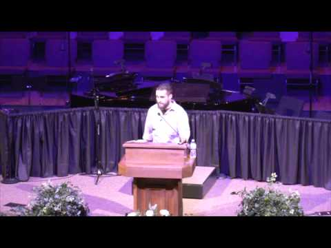 """Jeff Rose """" STAND THEREFORE """"  Farewell Message- Herald Society Florida 2015"""