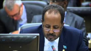 "A New Deal for Somalia"" Conference"