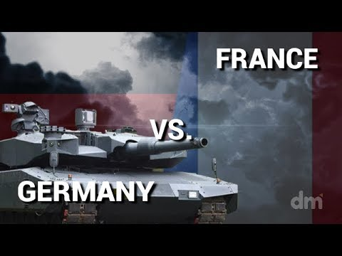 Germany vs France - Military Power Comparison 2018
