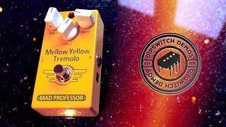 My demo of the Mad Professor Mellow Yellow Tremolo (PCB Version). E...