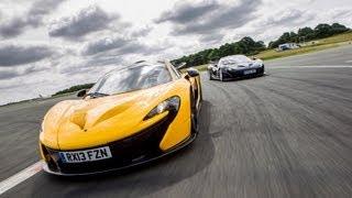 McLaren P1 2014 Videos