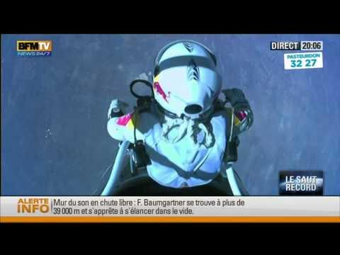 39 Km Saut En Parachute 14/10/2012
