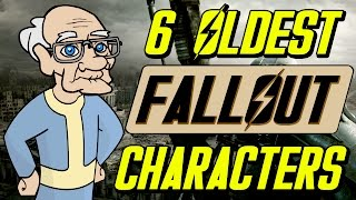 6 OLDEST Fallout Characters