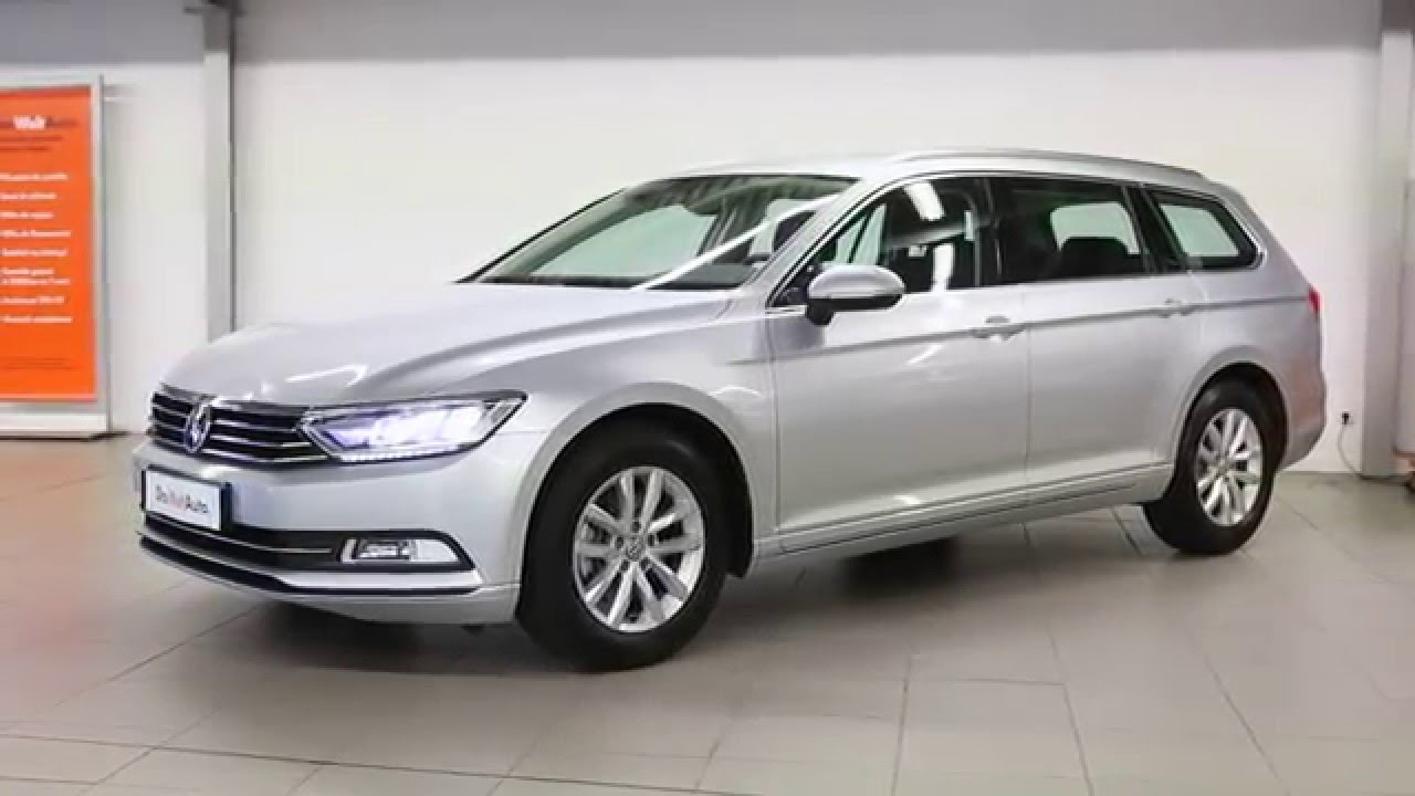 volkswagen passat sw occasion 1 6 tdi 120 bluemotion technology confortline reflet argent 2649. Black Bedroom Furniture Sets. Home Design Ideas