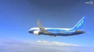 Boeing 787 Dreamliner Ad - October 12, 2010